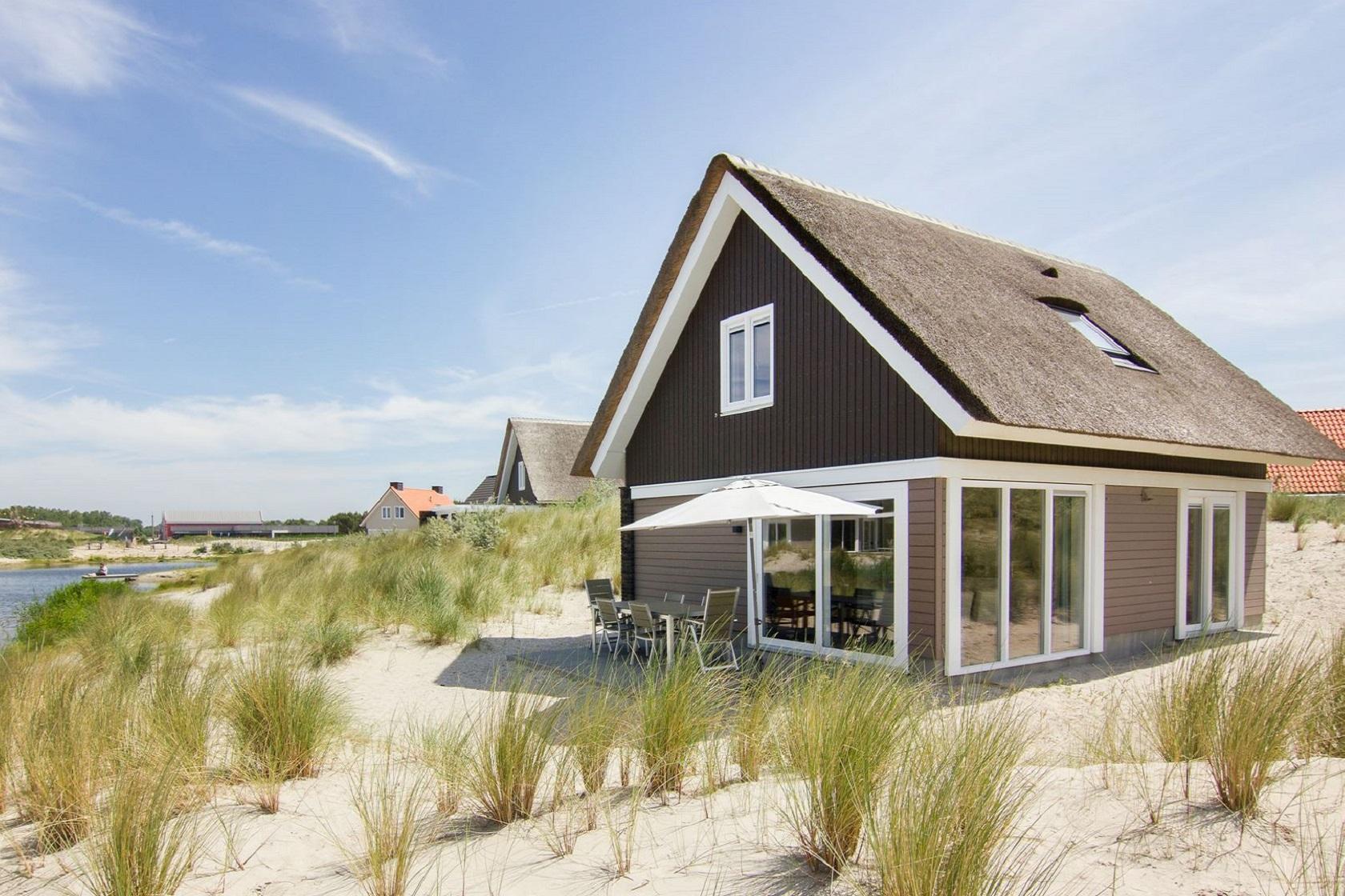 nieuwe vakantiehuizen Landal