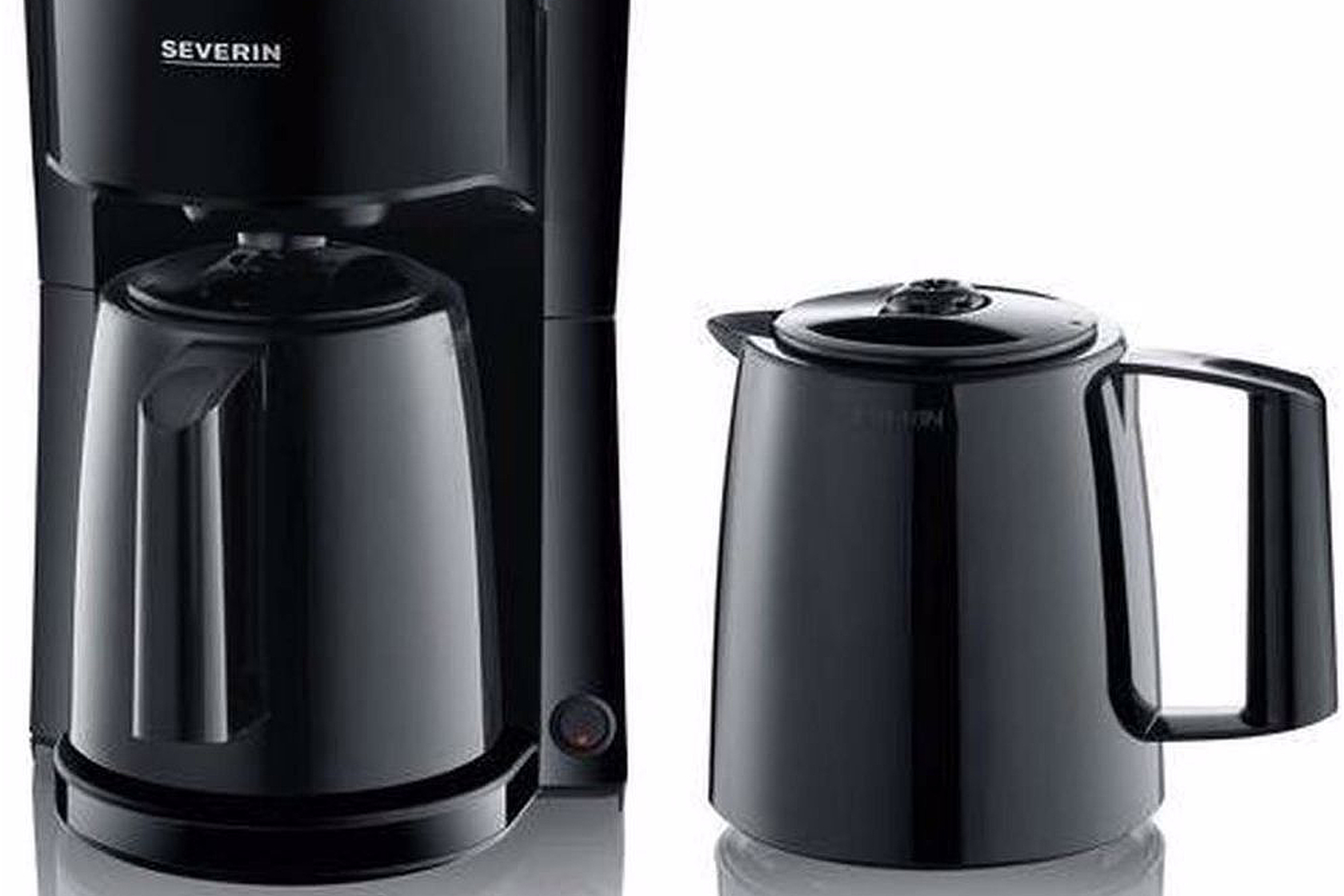 koffiezetapparaat met thermoskan
