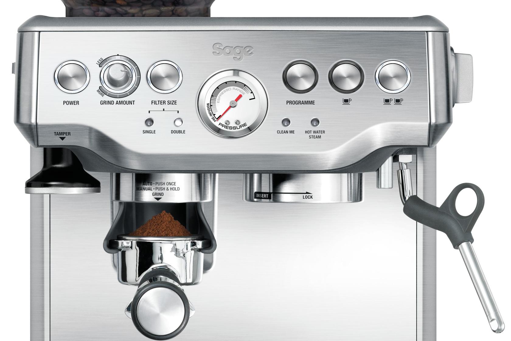 Sage koffiemachine